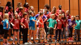 Childrens Chorus of Maryland and School of Music