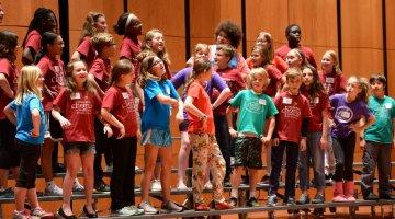 Childrens Chorus of Maryland and School of Music