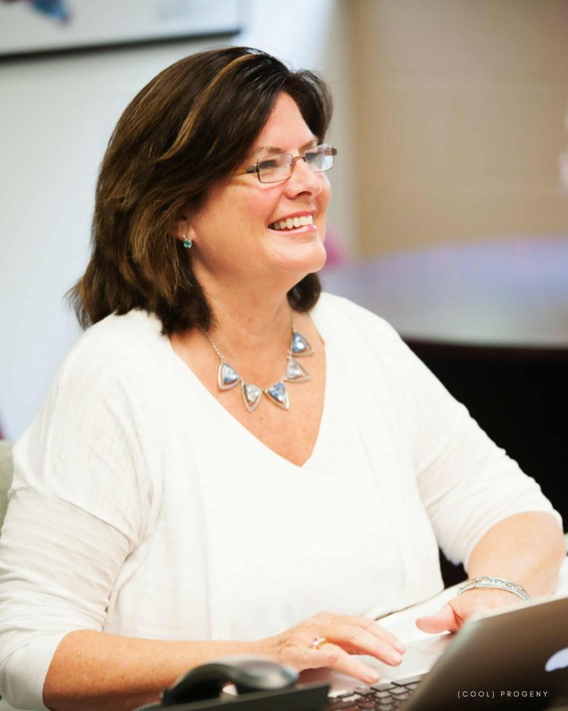 Lori Dembo, Lower School Head, St. James Academy - (cool) progeny