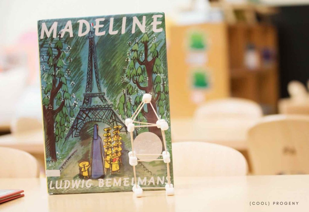 Picture Book Travels: Madeline - (cool) progeny