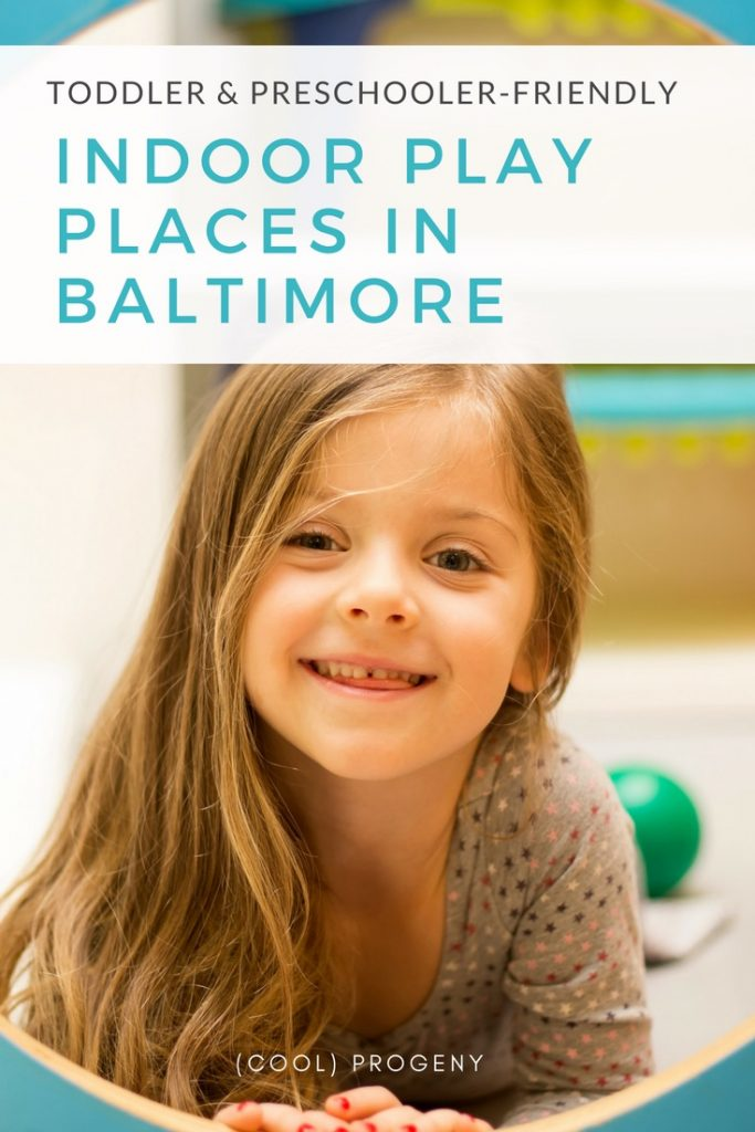 Baby, it's cold outside! Does your preschooler or toddler need to burn a little energy? Here are some fun indoor play places to try that are little-kid friendly.