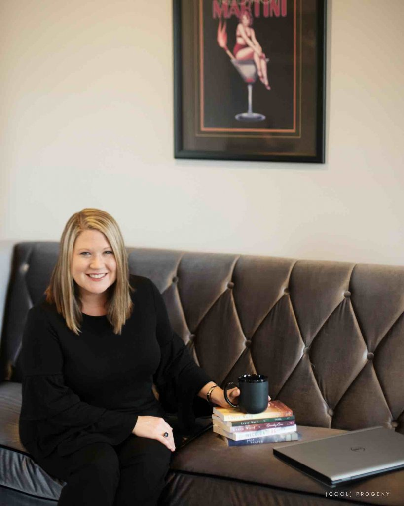 Coffee With Laura Ward - (cool) progeny