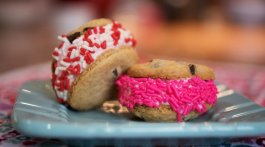 Baking with Kids: Mini Ice Cream Sandwiches - (cool) progeny