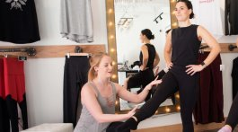 Pure Barre at Home - Balancing Extension - (cool) progeny