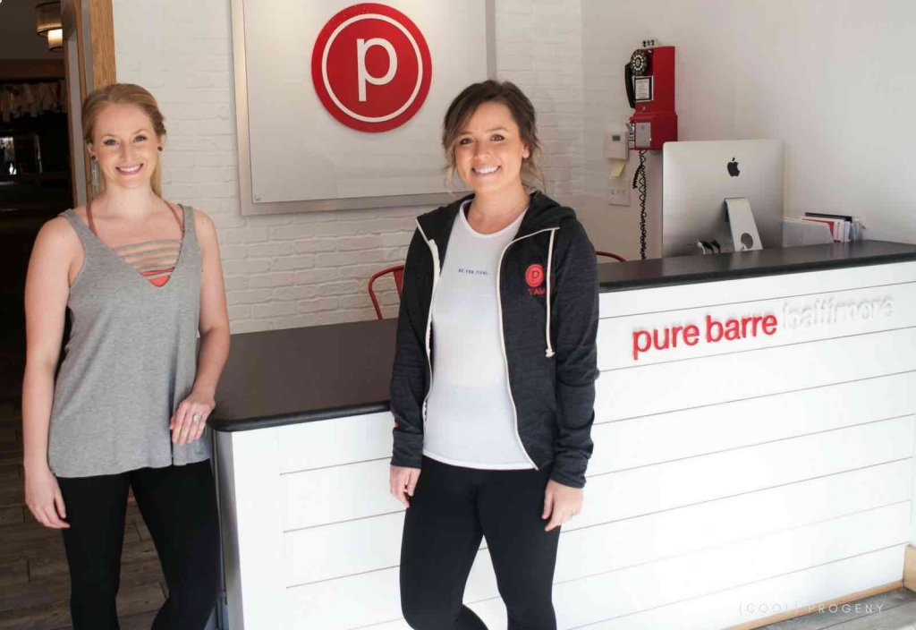 Pure Barre at Home: Tabletop - (cool) progeny
