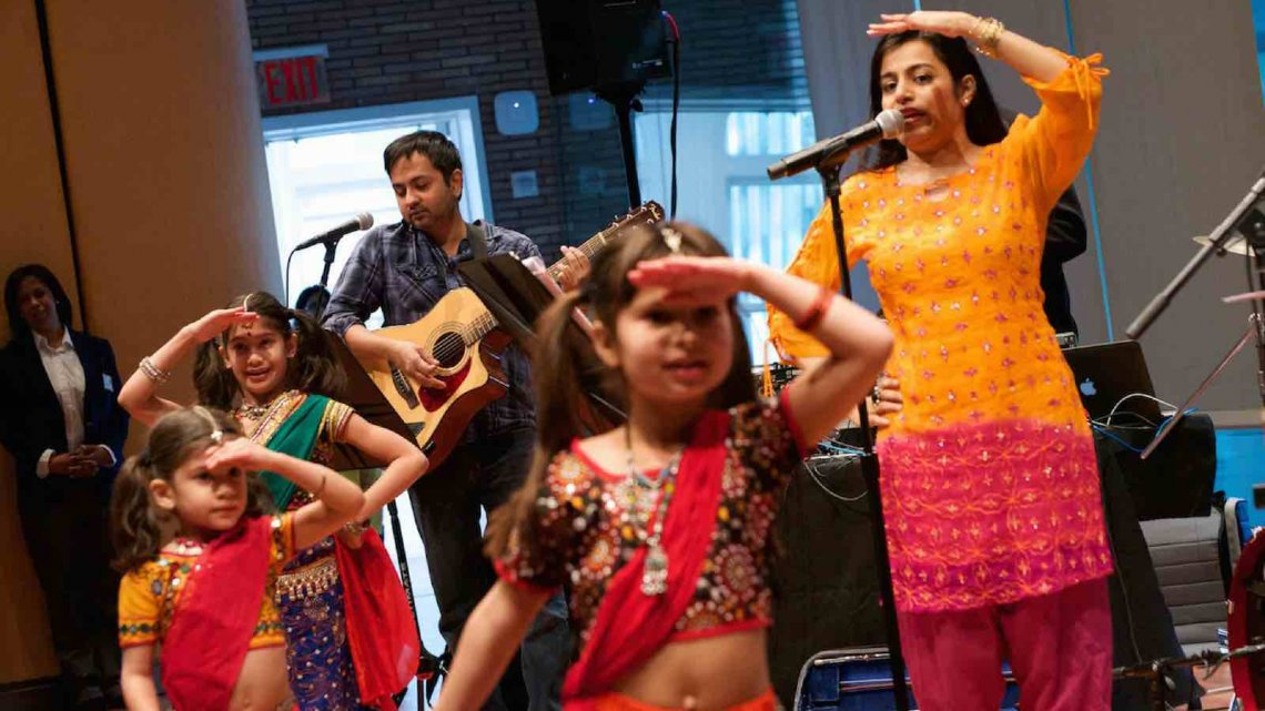 45 Things to Do with Kids in Baltimore This April - WTMD presents Falu's Bazaar