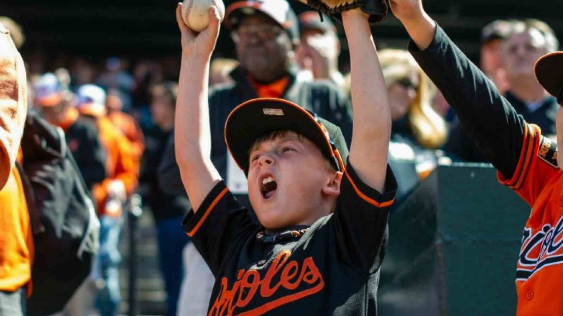 45 Things to Do with Kids in Baltimore This April - Kids Opening Day