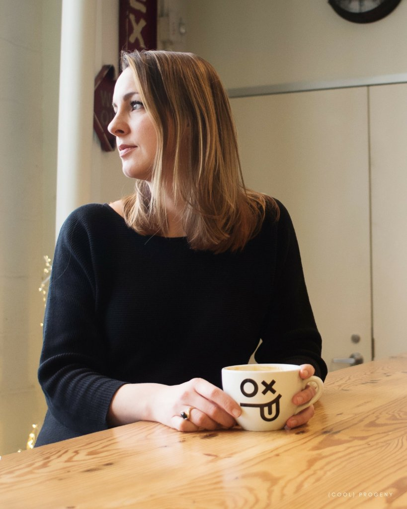 Coffee with Jess Brown, Planit - (cool) progeny