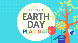 Celebrate Earth Day Play Date - (cool) progeny