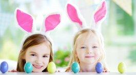 Easter Egg Hunts 2018 - (cool) progeny