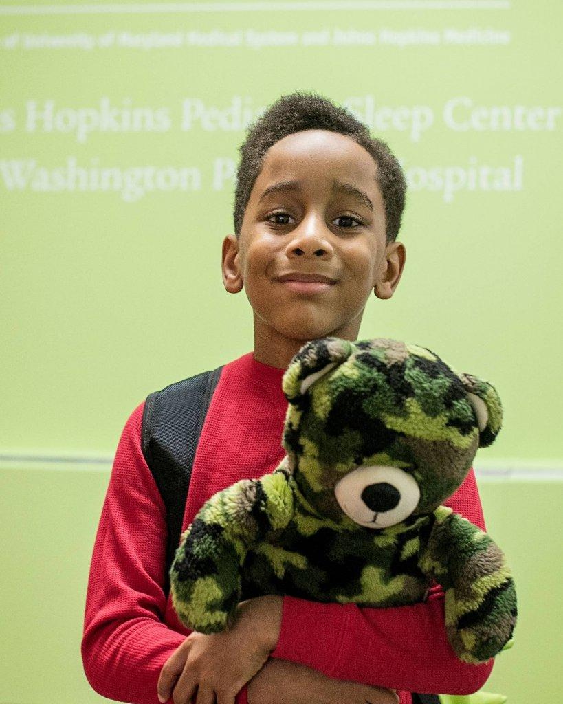 Pediatric Sleep Center at Mt. Washington Pediatric Hospital - (cool) progeny
