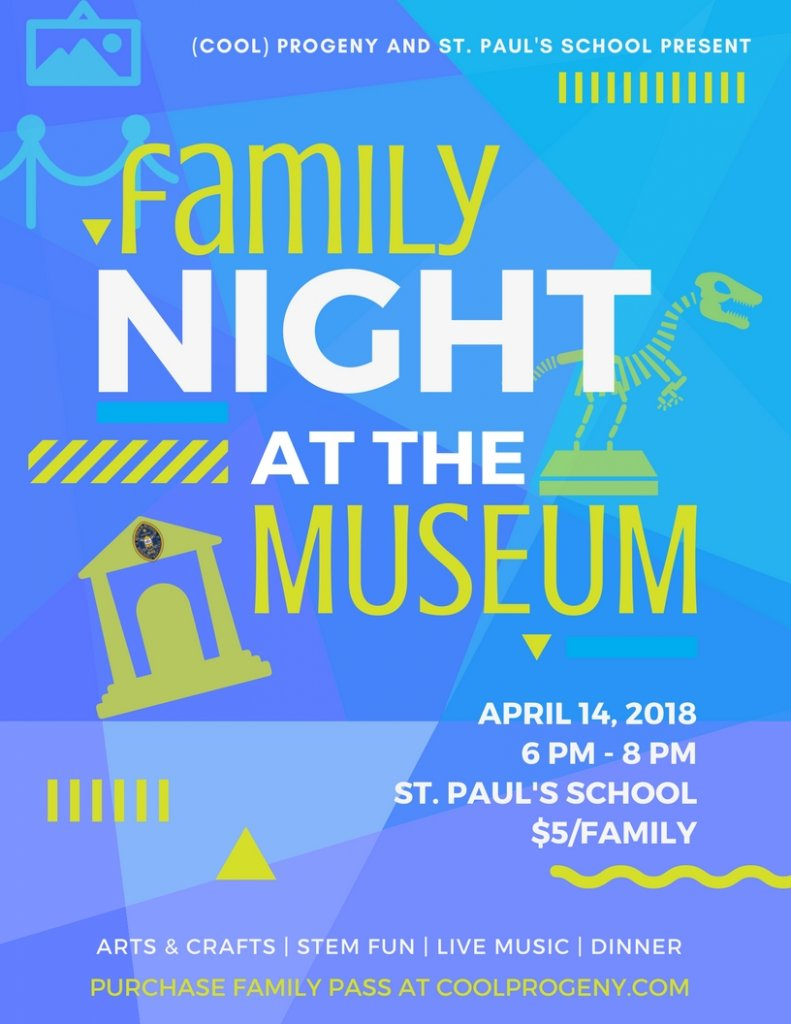 Family Night at The Museum - (cool) progeny