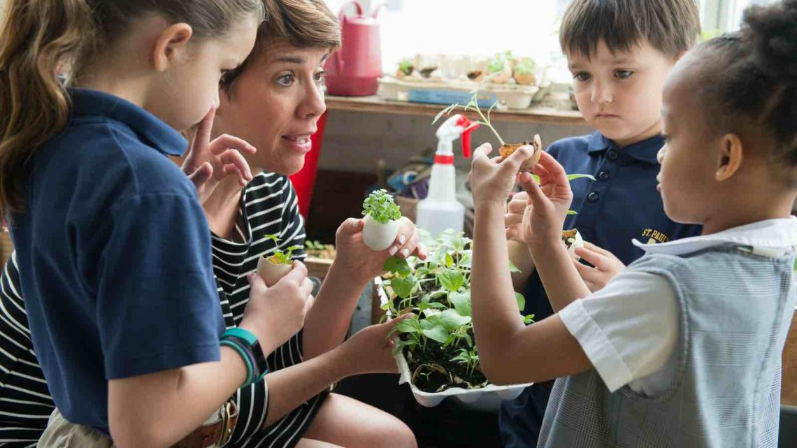 Prepare Your Child for Kindergarten This Summer - (cool) progeny