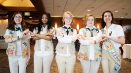 Girl Scouts of Central Maryland Distinguished Women - (cool) progeny
