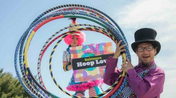 Baltimore Hoop Love - Photo by Wendy Hickok - (cool) progeny