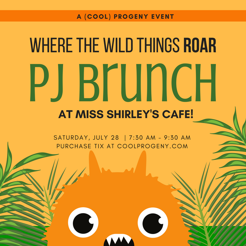 PJ Brunch Miss Shirley's Cafe - (cool) progeny