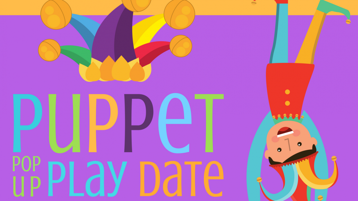 Puppet Pop-Up Play Date - (cool) progeny