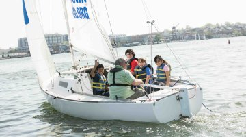 Downtown Sailing Center - (cool) progeny