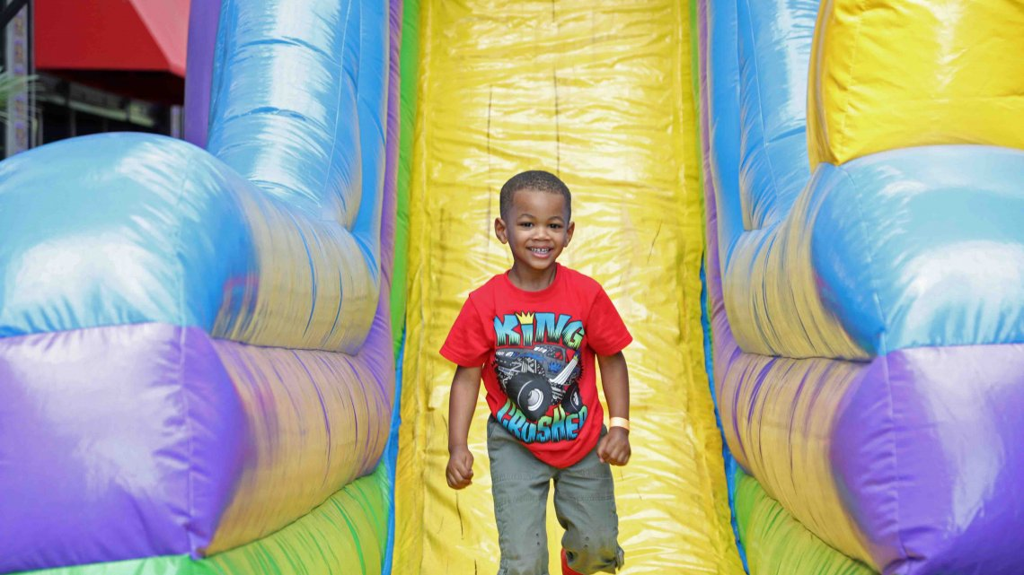 Family Fun Day at Power Plant Live