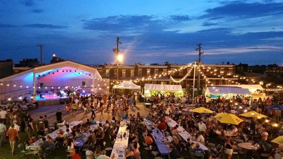St. Nicholas Greek Folk Festival - Courtesy of Their Facebook Page
