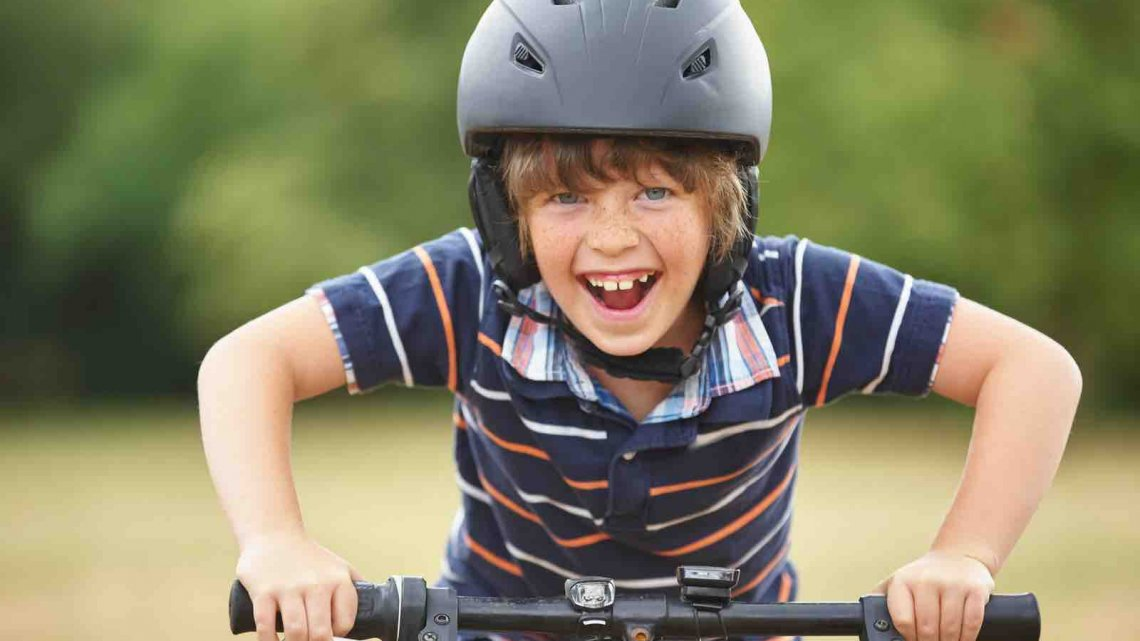 How To Fit Your Child for a Bike - (cool) progeny