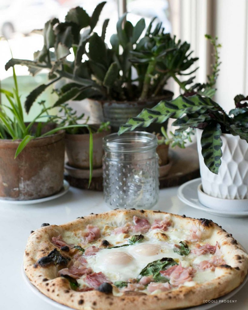Pizza Flavors that POP at Verde - (cool) progeny