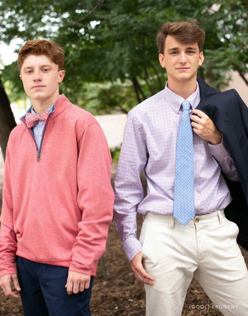 Cohen's Back to School - (cool) progeny