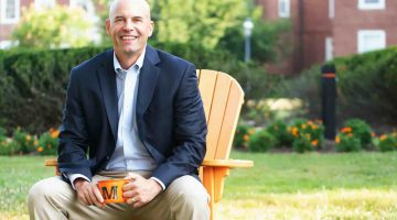 Coffee With Dave Farace, Head of School, McDonogh School