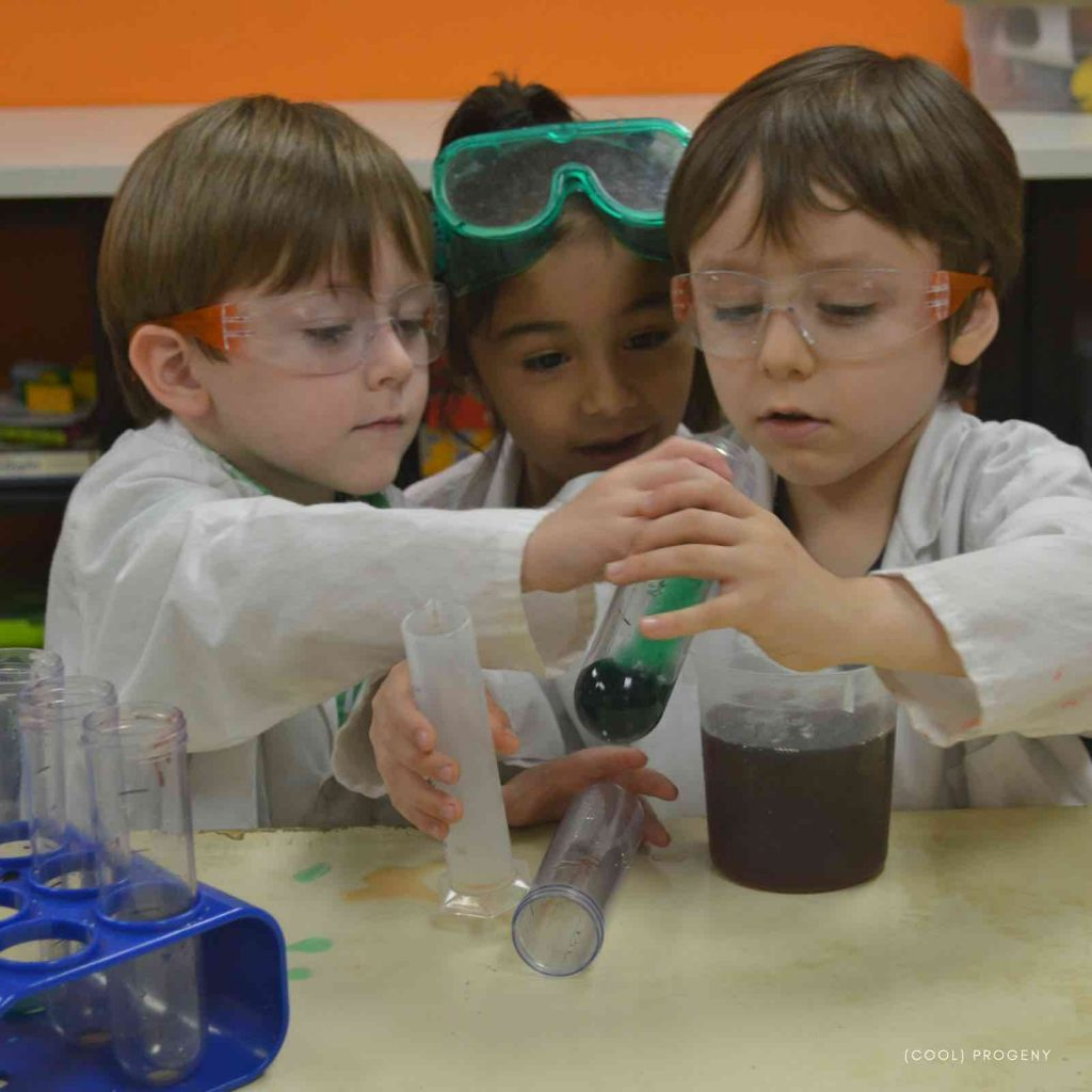 STEAM FUN - Idea Lab Kids