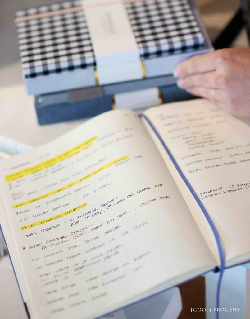The Art and Science of Bullet Journaling - (cool) progeny