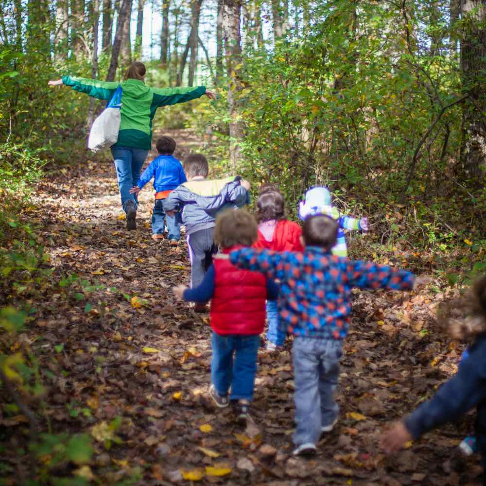 Toddler and Preschool Programs at Irvine Nature Center - (cool) progeny