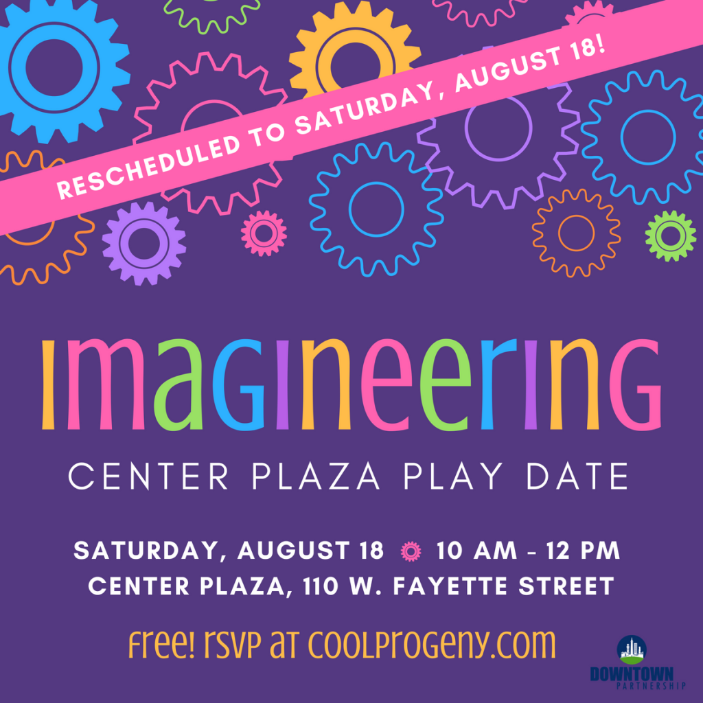 Imagineering Play Date