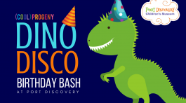 Dino Disco Birthday Bash