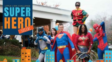 2018 Superhero Social to Benefit Little Lion Challenge - (cool) progeny