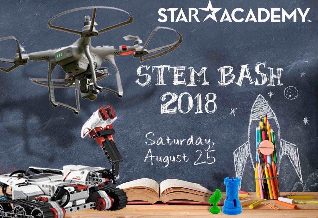 Back to School STEM Bash - (cool) progeny