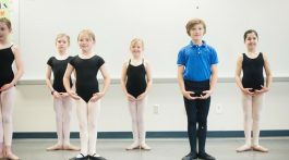 The Dance Conservatory at The St. Paul's Schools - (cool) progeny