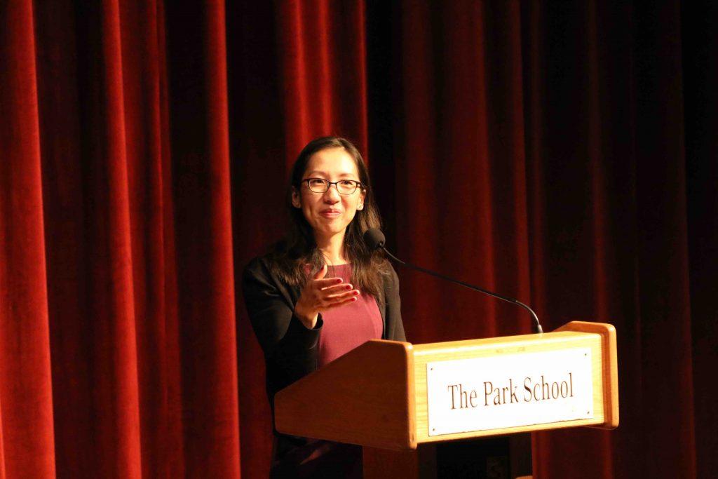 Dr. Leana Wen – Resident Scholar