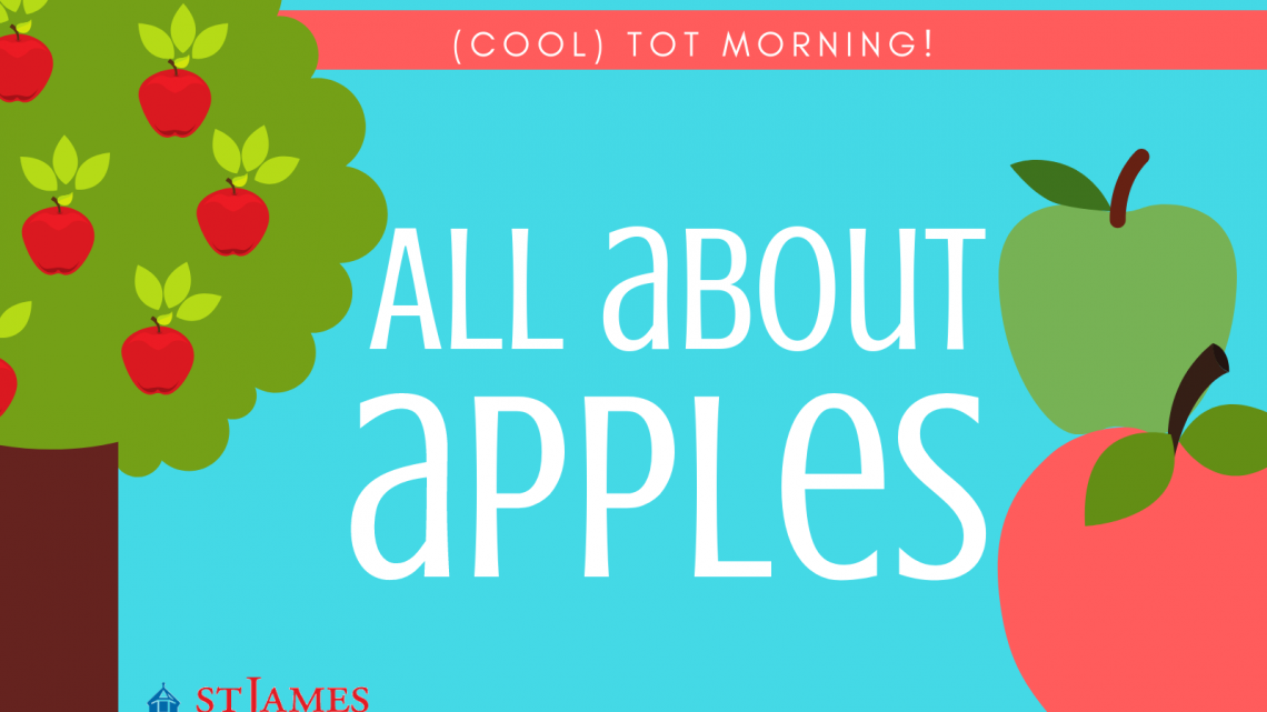 (cool) tot morning: All About Apples - (cool) progeny