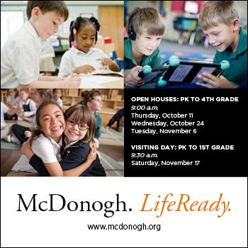 McDonogh Ad