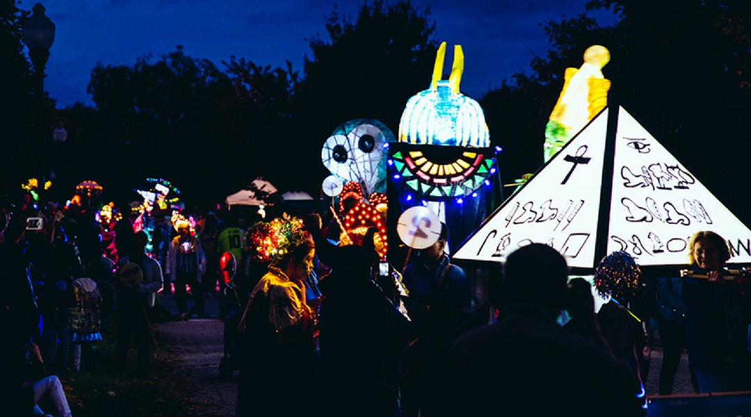 The Great Halloween Lantern Parade - Creative Alliance