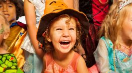 Kid Friendly Halloween Events in Baltimore