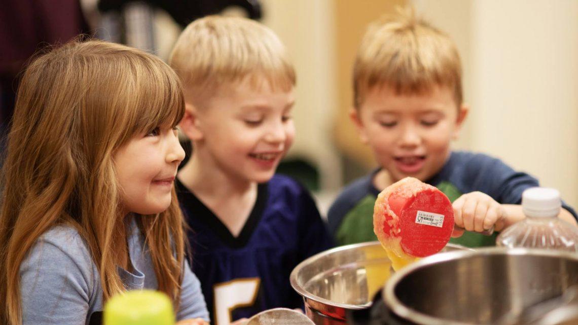 Seeds of Stewardship at Greenspring Montessori School - (cool) progeny - Photo by Laura Black