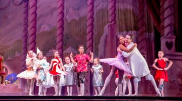 The Nutcracker Performed by Mid Atlantic Youth Ballet. Photo by Cara Walen.