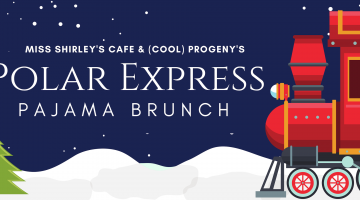 Polar Express Pajama Brunch
