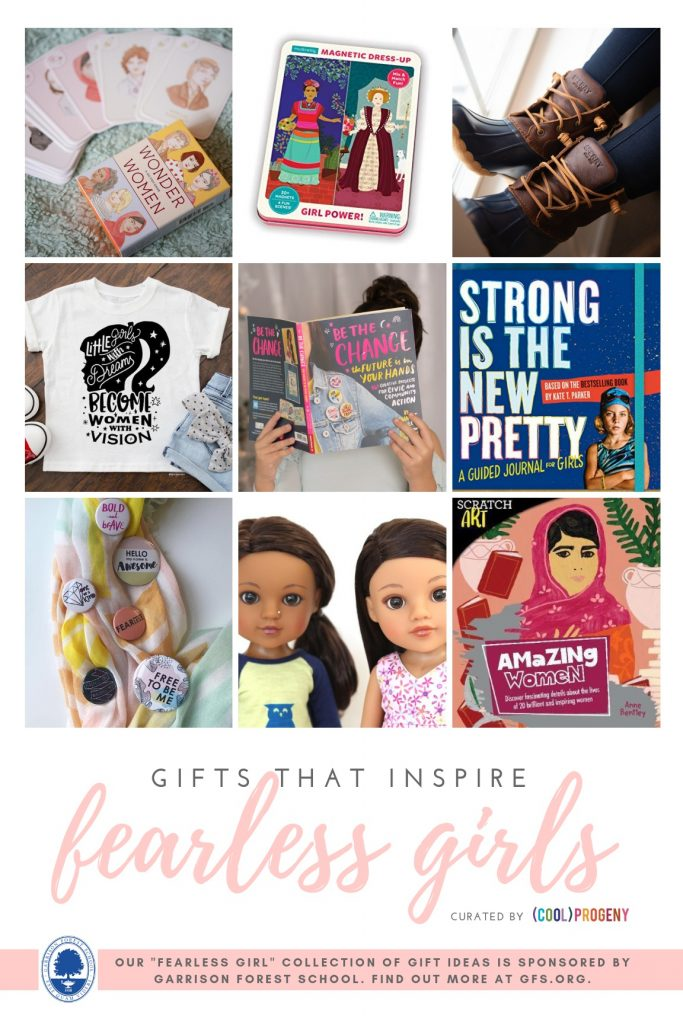 Gifts that Inspire Fearless Girls - (cool) progeny