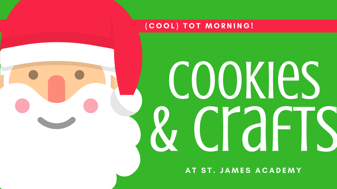 Cool Tots Cookies and Crafts - (cool) progeny