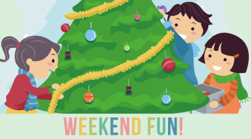 Weekend Fun! Baltimore family Events, December 21-23