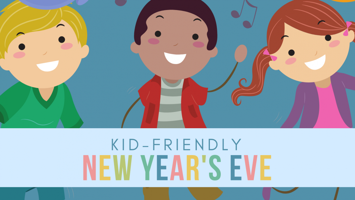 Kid-Friendly New Year's Eve in Baltimore