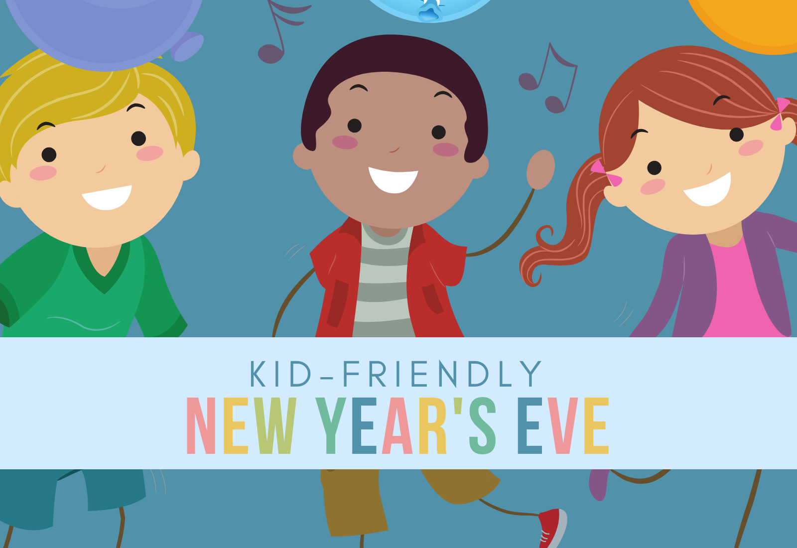 kid friendly new years eve in baltimore