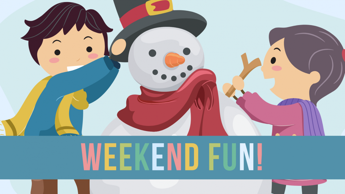 Weekend Fun! Baltimore Area Family Events, January 10-12, 2019 - (cool) progeny